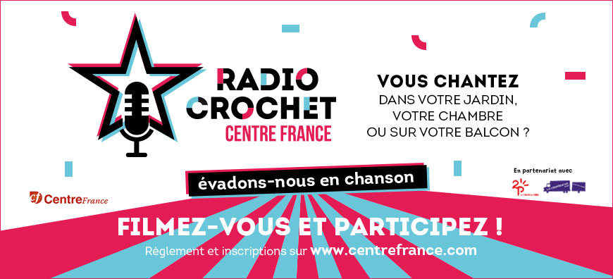 Radio Crochet Centre France